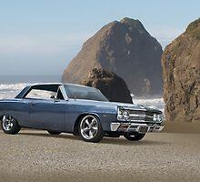 1965 Chevrolet Chevelle X by DaveKoontz
