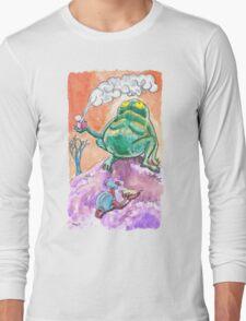 Smokin' Lady Long Sleeve T-Shirt