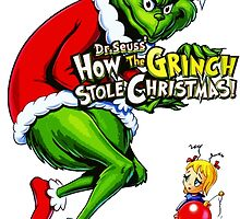 How the Grinch Stole Christmas by TPejoves