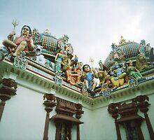 An Imposing Gallery - Lomo by Yao Liang Chua