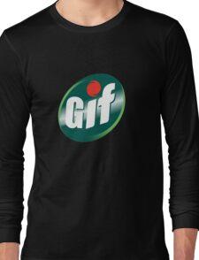 GIF  Long Sleeve T-Shirt