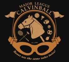Major League Calvinball Kids Tee