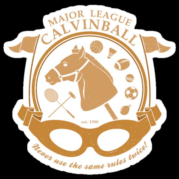 Major League Calvinball by jcthomason