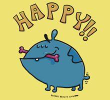 Happy Pup! Kids Tee