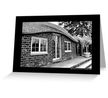 Planting Fields Arboretum State Historic Park Play House - Upper Brookville, New York Greeting Card