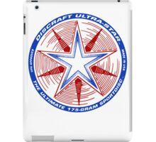Discraft Ultrastar (White) iPad Case/Skin