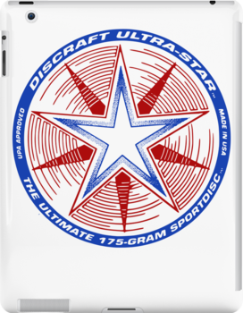 Discraft Ultrastar (White) by zachsbanks
