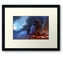Orion Framed Print
