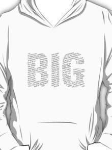 Notorious BIG - Juicy Typography T-Shirt