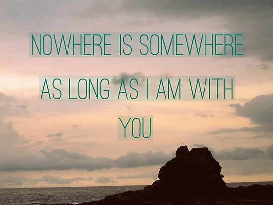 Somewhere With You by RichCaspian