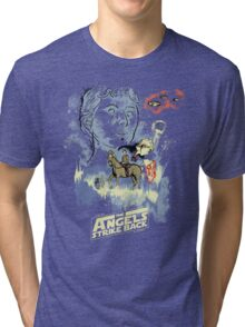 TIME LORD: Episode V Tri-blend T-Shirt