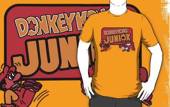 Donkey Kong Jr. by MarqueeBros