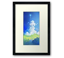 Curious Adventure II Framed Print