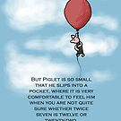 Piglet (is so small) by MrRaccoon