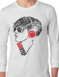 Dubstep Girl Long Sleeve T-Shirt