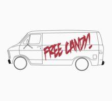 Free Candy! by creepyjoe