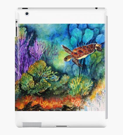 Coral World iPad Case/Skin