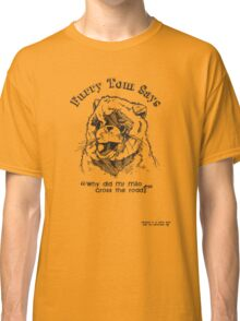 Furry Tom - Last Boy Scout Classic T-Shirt
