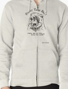 Furry Tom - Last Boy Scout Zipped Hoodie