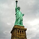 Statue of Liberty by niiicola