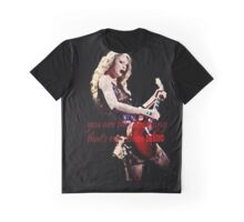 Mine Taylor Graphic T-Shirt