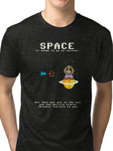 Intro at its best Tri-blend T-Shirt