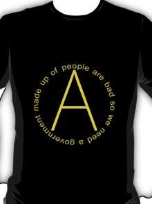 Circular Logic Tees & Hoodies T-Shirt