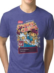 Cookie Crisps Tri-blend T-Shirt