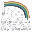 I love SOUTH AFRICA by ethnographics