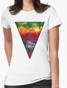The Triangle 2 Womens Fitted T-Shirt