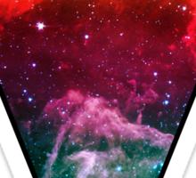 The Triangle 2 Sticker
