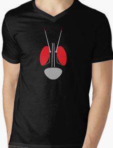 Kamen Rider Black RX Mens V-Neck T-Shirt