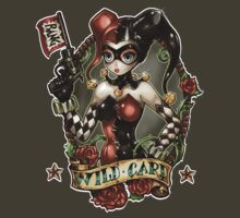 WILDCARD by Tim  Shumate