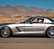 SLS in Profile by Kurt Golgart