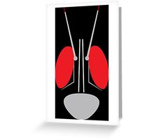 Kamen Rider Black RX Greeting Card