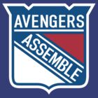 Team Avengers by CatchABrick