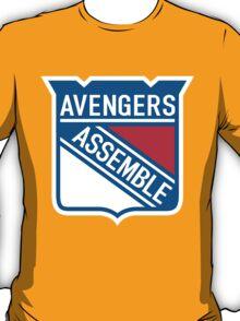 Team Avengers T-Shirt