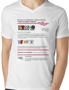 Atv trail Mens V-Neck T-Shirt