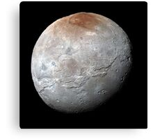 Charon in Enhanced Color Canvas Print