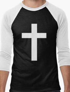 In God I Trust. Men's Baseball ¾ T-Shirt