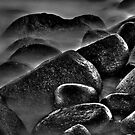 Granite rocks by Kip Nunn