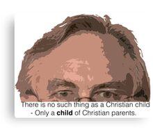 Dawkins Quote Canvas Print