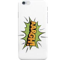 Aargh iPhone Case/Skin