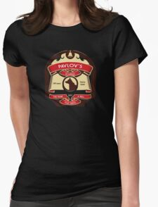 Pavlov's Conditioner Womens Fitted T-Shirt