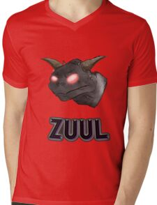 There is no Dana, only Zuul. Mens V-Neck T-Shirt