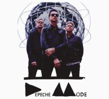 Depeche Mode Sounds Of The Universe by AimLamb