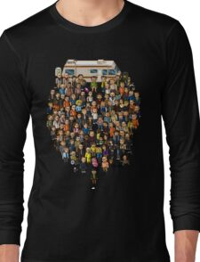 Super Breaking Bad Long Sleeve T-Shirt