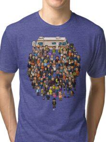Super Breaking Bad Tri-blend T-Shirt