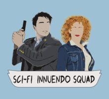 Sci-fi Innuendo Squad by saniday