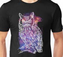 Cosmic Owl Unisex T-Shirt